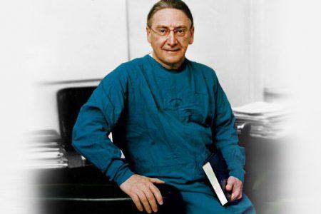Professor Vito De Molfetta